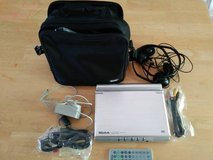 Mintek Portable DVD Player with Case, Remote + More! in Fort Leavenworth, Kansas