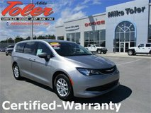 2017 Chrysler Pacifica-Certified-Warranty-Price Reduced!(Stk#p2259) in Cherry Point, North Carolina
