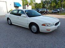 Very Well Maintained Buick LeSabre, Cold A/C, New Tires, CLEAN CARFAX! in Cherry Point, North Carolina