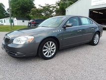 '08 Buick Lucerne CXS Luxury Sedan V8 Automatic Leather ONLY 71k Miles in Cherry Point, North Carolina