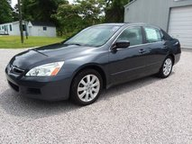 '07 Honda Accord SE 4 Door, 3.0 V6, Automatic, New Tires, Ice Cold A/C in Cherry Point, North Carolina