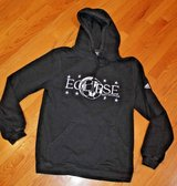Eclipse Select Soccer Club Black Embroidered Adidas Hoodie, Cotton/Poly, Medium in Aurora, Illinois