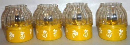 New! (4) 8.75oz Citronella Oil Outdoor Lamp / Lights in Westmont, Illinois