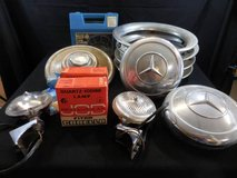 Mercedes and other car parts in Camp Pendleton, California