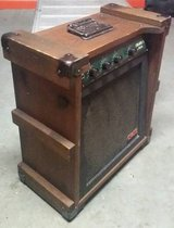 Rare 1970s Crate CR-1 Combo Amp in Wooden Crate! PRICE DROP in Joliet, Illinois