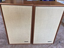 Pioneer Vintage Bookshelf Speaker Pair Model CS-E350 //TESTED// in Fort Benning, Georgia