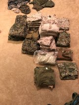 Cammies and Frog Gear in Camp Pendleton, California