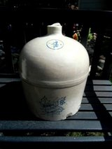 monmouth pottery potteries 4 gallon jug massive antique in Brookfield, Wisconsin