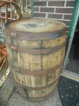 Large Barrel in Elgin, Illinois