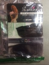 NEW 100% remy clip in human hair extensions 16-22inch natural hair grade 7a quality in Houston, Texas