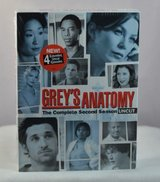 NEW Greys Anatomy Season 2 DVD 6-Disc Set * Includes 4 Extended Uncut Episodes in Morris, Illinois