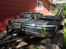 1994 - 01 Dodge Pick-Up Front Bumper Face Bar Replacement in Joliet, Illinois