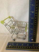 Small dolls toys shopping cart in Chicago, Illinois