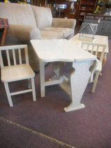 Cute Kids Table and Chairs in Elgin, Illinois