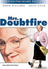 mrs. doubtfire (dvd, 2009, 2-disc set, behind the seams edition) in Quantico, Virginia