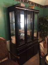 Black Lacquer Hutch in Fort Benning, Georgia