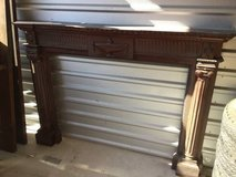 Antique FirePlace Mantel in Conroe, Texas