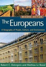 The Europeans A geography of people, culture, and environment in Yucca Valley, California