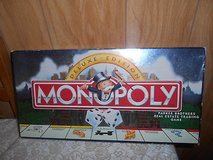 Parker Brothers MONOPOLY GAME -  Deluxe Edition!  Excellent Condition! in Spring, Texas
