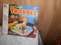 TROUBLE  Board Game!  Excellent Condition!  All game pieces included. in Spring, Texas