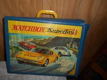 Vintage 1970s Matchbox Car Carrying Case + 50 Diecast Matchbox Vehicles! in Spring, Texas