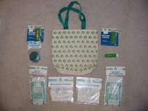 Vintage Girl Scout Bag, 2 Mini-Lights, Toothbrush, Cup, 2 Dunk Bags,2 in Fort Carson, Colorado