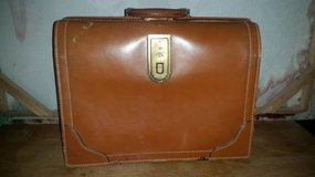 Vintage Leather Document Case in Fairfield, California