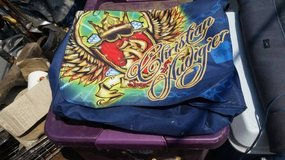 Christian Audigier Plastic Tote Bag in Travis AFB, California