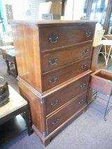 Tall Dresser Chest in Elgin, Illinois