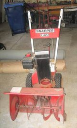 """Snapper I5240 24"""" 5 HP Two Stage Intermediate Snow Thrower in Oswego, Illinois"""