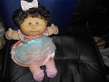 Brown Hair and Brown Eyed CABBAGE PATCH  Girl Doll! Very nice in Spring, Texas
