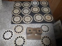 Vintage SAWYER Brown View Master + 17 Assorted Film Reels. Nice condition in Spring, Texas