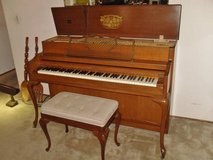 Kimball Electromatic Player Piano! Works Perfect! Estate Sale in Travis AFB, California