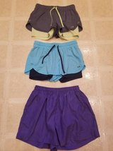 Champion and Wilson sport shorts for ladies in Camp Pendleton, California