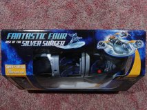 HASBRO MARVEL FANTASTICAR 4 RISE OF THE SILVER SURFER 3 in 1 VEHICLE in Fairfield, California