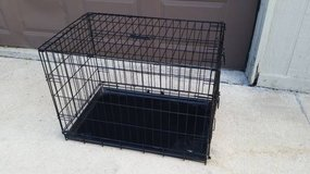 Collapsible Large Dog Crate Kennel in Aurora, Illinois