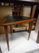 MCM Triangle End Table (s) in Elgin, Illinois