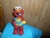 "Red Sesame Street Muppets ""ERNIE"" Rubber Money Bank! Very Cute!! in Spring, Texas"