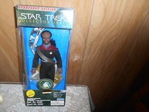 Star Trek Collector Series Star Fleet Edition- WORF Poseable Figure! in Spring, Texas