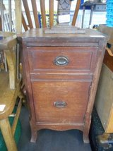 Vintage Nightstand in Elgin, Illinois