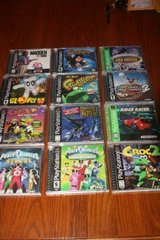 Over 30 PS1 Games, Each $6.00 in Spring, Texas