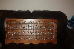 Vintage Hand Crafted Souvenir / Collector Spoon Rack in Houston, Texas