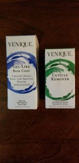 brand new in box. venique gel-like base coat and cuticle remover. in Naperville, Illinois