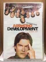 NEW Arrested Development Complete Season One 3 Disc DVD Box Set SEALED in Chicago, Illinois