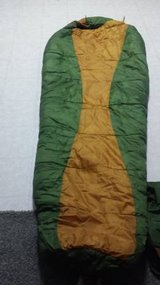 Columbia 20 degree adult mummy sleeping bag in Fort Lewis, Washington
