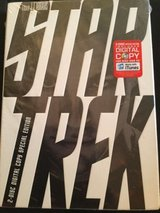NEW Star Trek DVD Special Edition 2-Disc w3ith Digital Copy & Slipcover in Plainfield, Illinois