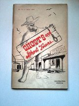 For Sale-Booklet showing locations of Ghost Towns-south east AZ in Schaumburg, Illinois