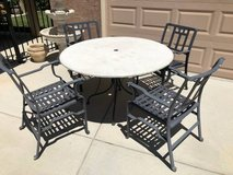 Heavy-Duty Patio Set in Fairfield, California