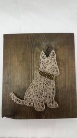"""my little dog"" String Art Wall Hanging in Elgin, Illinois"