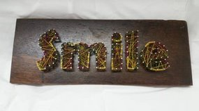 String Art - Smile in Elgin, Illinois